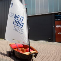 Optimist NED2918 te koop