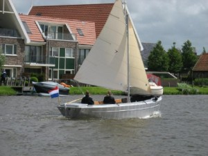 Elisabeth | sailing launch; complete design and production